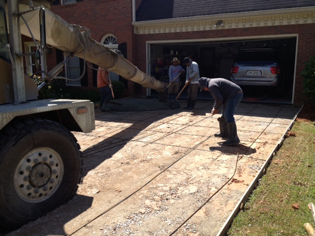 Driveway Replacement 13