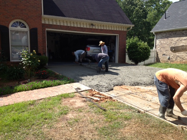 Driveway Replacement 14