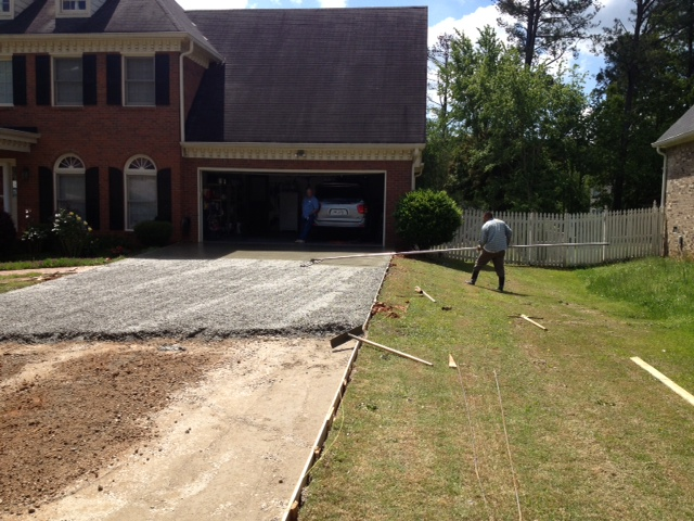 Driveway Replacement 15