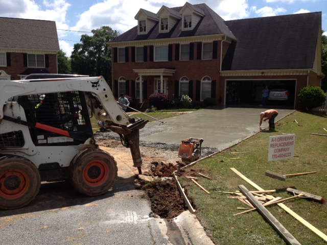 Driveway Replacement 17