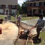 Driveway Replacement 18