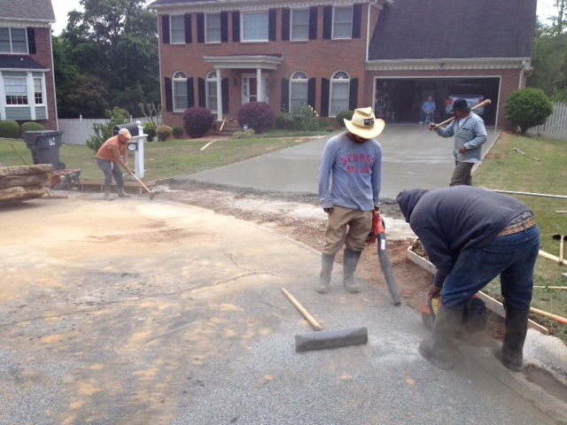 Driveway Replacement 19