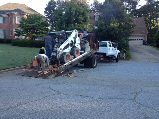 Driveway Replacement 2