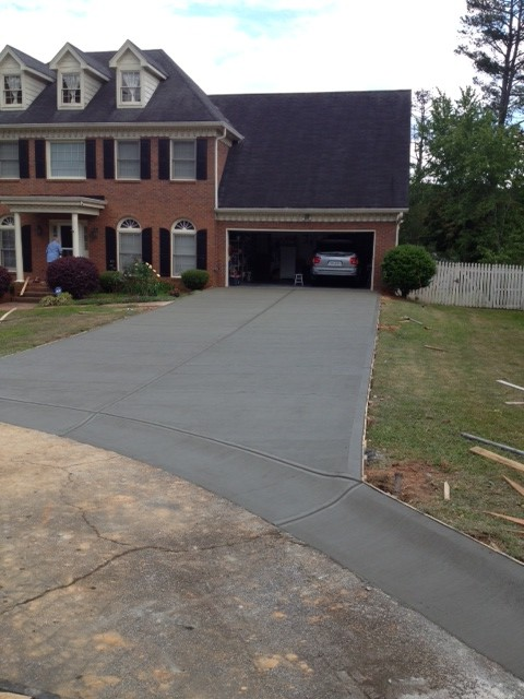 Driveway Replacement 26