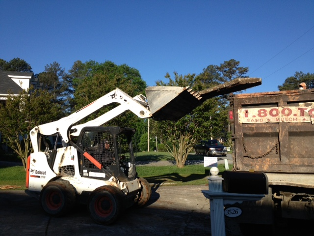 Driveway Replacement 4