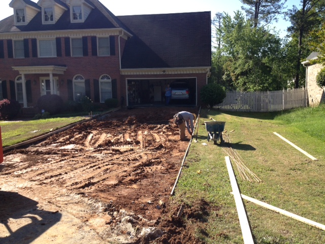 Driveway Replacement 5